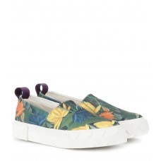 Eytys - Women Sneakers Viper printed slip-on canvas sneakers item no.P00318186 WZDVUJH