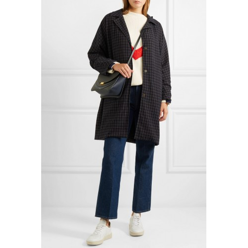The Great   Tour checked twill coat   NET-A-PORTER.COM - Women Coats & Jackets The Great 1078603 LPUBBQS