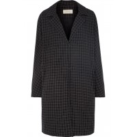 The Great | Tour checked twill coat | NET-A-PORTER.COM - Women Coats & Jackets The Great 1078603 LPUBBQS