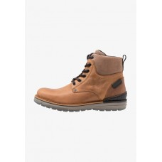 ALDO OCIREDIA - Lace-up boots - camel - Womens T-Shirts YUCNUTUH