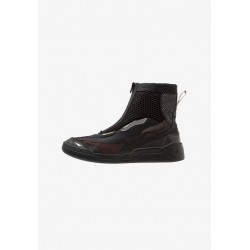 Pregis SOLAR - Classic ankle boots - black/red - Womens T-Shirts CJGOFXJY
