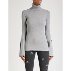 ALLSAINTS Ridley wool and cashmere-blend jumper - Chalk white - Mens Designer Trainers hhDy1PKs