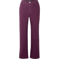 3x1 | W4 Shelter cropped high-rise flared jeans | NET-A-PORTER.COM - Women Jeans 3x1 1074468 OHRMOVR