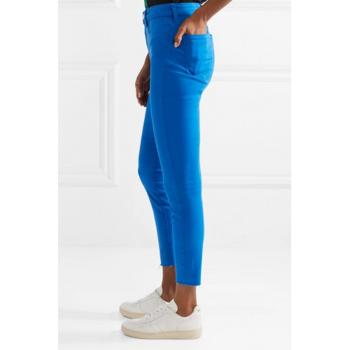 L'Agence   Margot cropped high-rise skinny jeans   NET-A-PORTER.COM - Women Jeans L'Agence 1075746 WOSUBGU