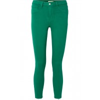 L'Agence   Margot cropped high-rise skinny jeans   NET-A-PORTER.COM - Women Jeans L'Agence 1102096 HSPHHZR