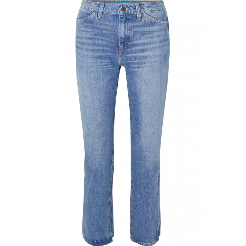M.i.h Jeans | Cult cropped high-rise straight-leg jeans | NET-A-PORTER.COM - Women Jeans M.i.h Jeans 1073779 EUHEYHW