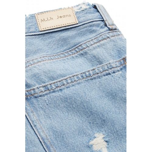 M.i.h Jeans   Jeanne high-rise cropped distressed straight-leg jeans   NET-A-PORTER.COM - Women Jeans M.i.h Jeans 1055976 EGQQMYS