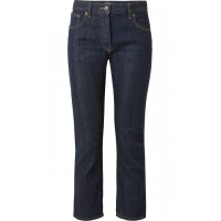 The Row | Ashland cropped mid-rise straight-leg jeans | NET-A-PORTER.COM - Women Jeans The Row 1003935 JQCMQHU